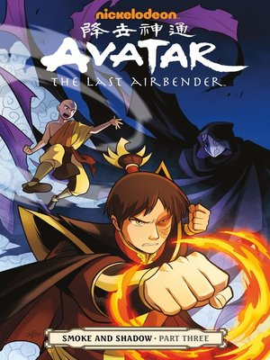 cover image of Avatar: The Last Airbender: Smoke and Shadow (2015), Part Three