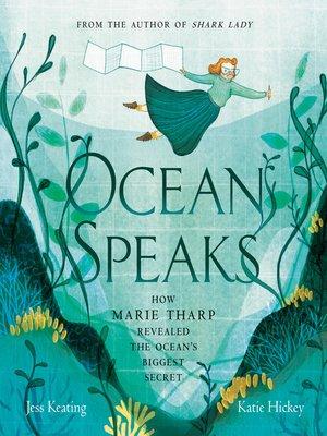 cover image of Ocean Speaks