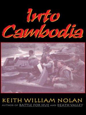 cover image of Into Cambodia