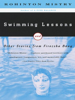 cover image of Swimming Lessons