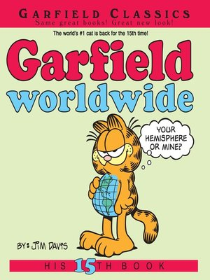 cover image of Garfield Worldwide