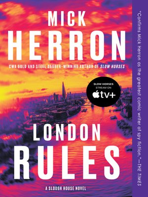cover image of London Rules