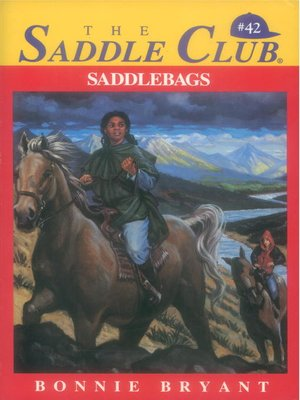 cover image of Saddlebags