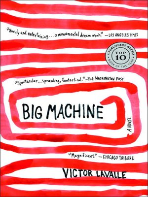 cover image of Big Machine