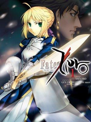 cover image of Fate/Zero, Volume 1
