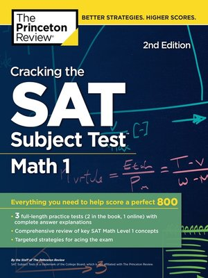 57 results for 500 Practice Questions for the New SAT: Created for