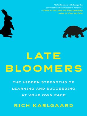 cover image of Late Bloomers