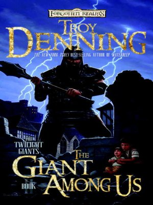 cover image of The Giant Among Us