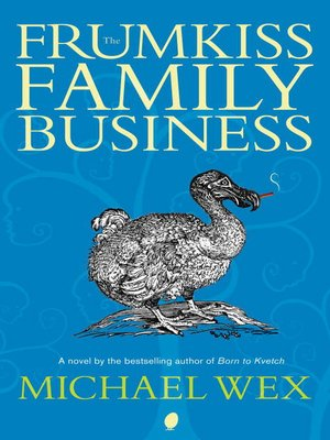 cover image of The Frumkiss Family Business