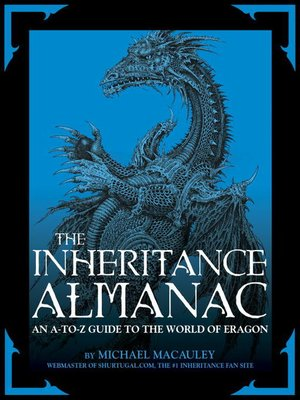 cover image of The Inheritance Almanac