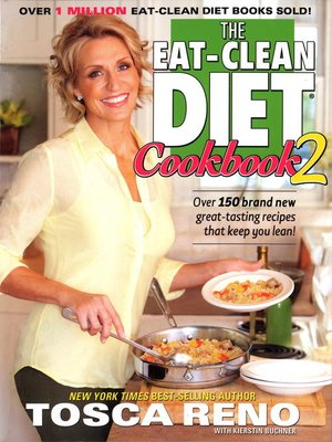 cover image of The EAT-CLEAN DIET Cookbook 2