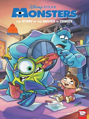 cover image of Disney/PIXAR Monsters Inc. and Monsters University