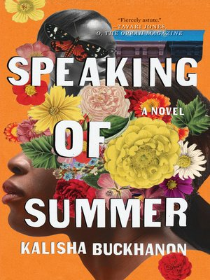 cover image of Speaking of Summer