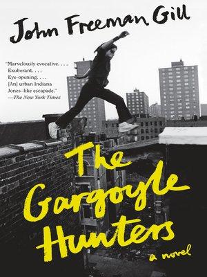 cover image of The Gargoyle Hunters