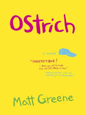 cover image of Ostrich