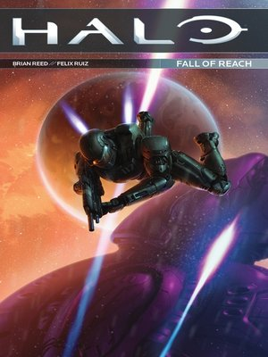 cover image of Halo: Fall of Reach