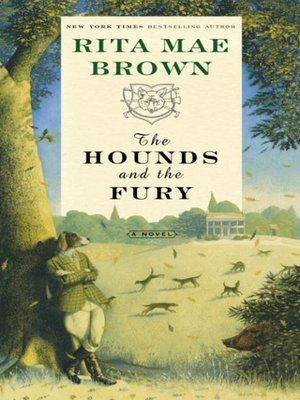 cover image of The Hounds and the Fury
