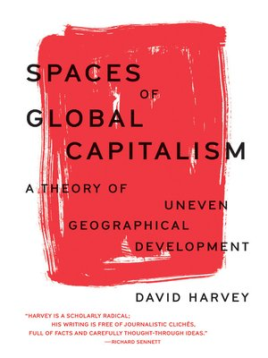 cover image of Spaces of Global Capitalism