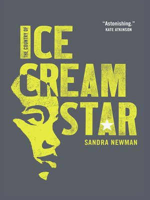 cover image of The Country of Ice Cream Star