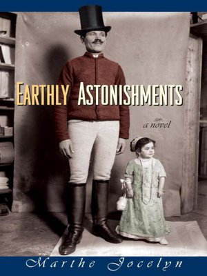 cover image of Earthly Astonishments