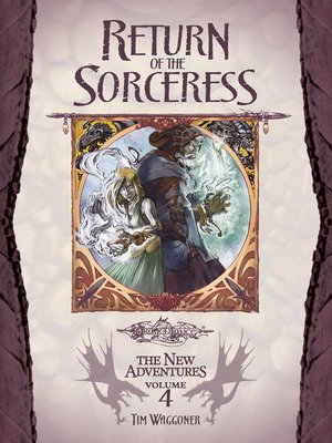cover image of Return of the Sorceress
