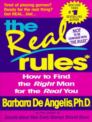 cover image of The Real Rules