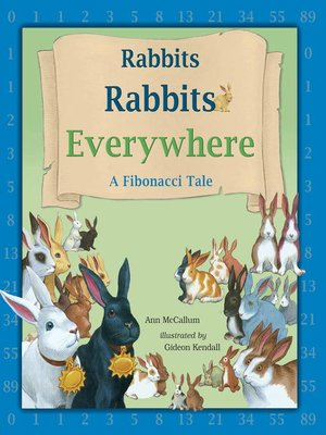 cover image of Rabbits Rabbits Everywhere