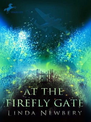 cover image of At the Firefly Gate