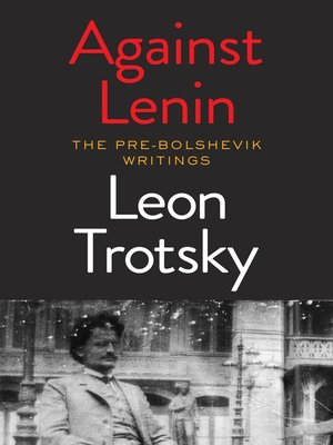 cover image of Against Lenin