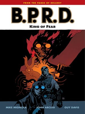 cover image of B.P.R.D. (2002), Volume 14