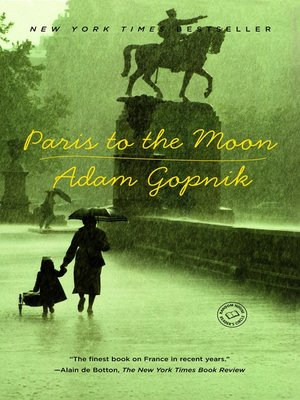 cover image of Paris to the Moon
