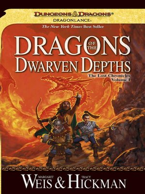 cover image of Dragons of the Dwarven Depths