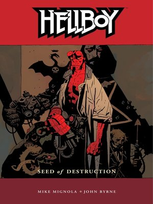 cover image of Hellboy (1994), Volume 1