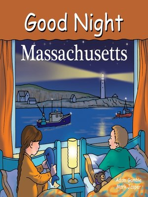 cover image of Good Night Massachusetts
