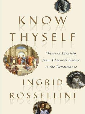 Know thyself by ingrid rossellini overdrive rakuten overdrive ebooks audiobooks and videos - Office depot saint priest ...