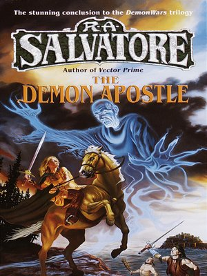 cover image of The Demon Apostle