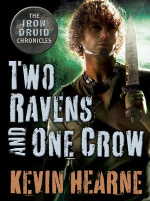 cover image of Two Ravens and One Crow