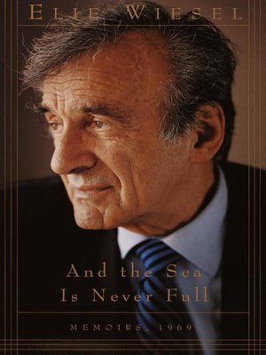 cover image of And the Sea Is Never Full