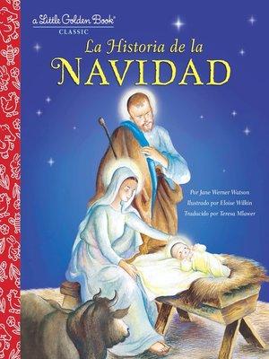 cover image of La Historia de la Navidad