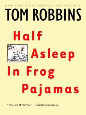 cover image of Half Asleep in Frog Pajamas