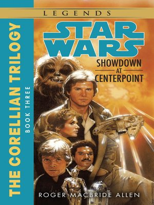 cover image of Showdown at Centerpoint