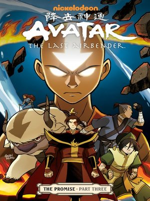 cover image of Avatar: The Last Airbender - The Promise (2012), Part Three