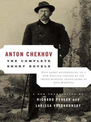 cover image of The Complete Short Novels