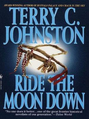 cover image of Ride the Moon Down