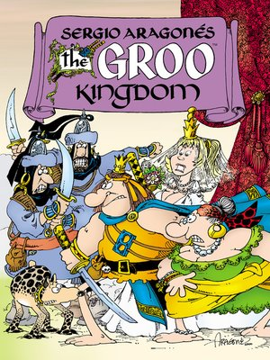 cover image of The Groo Kingdom