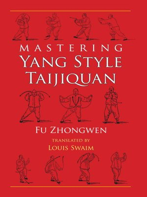 cover image of Mastering Yang Style Taijiquan