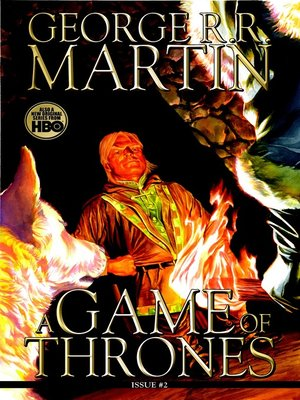 cover image of A Game of Thrones: Comic Book, Issue 2