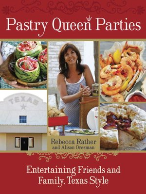 cover image of Pastry Queen Parties