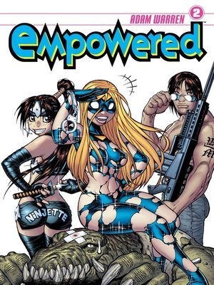 cover image of Empowered (2007), Volume 2
