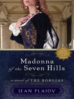 cover image of Madonna of the Seven Hills